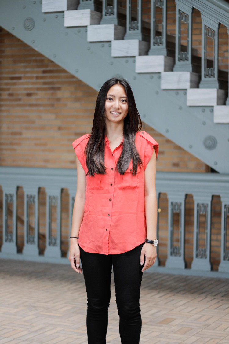 Co-Director of Fashion: Allison Nguyen