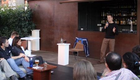Tim Ferriss en Madrid
