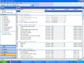 Tareas en Microsoft Outlook