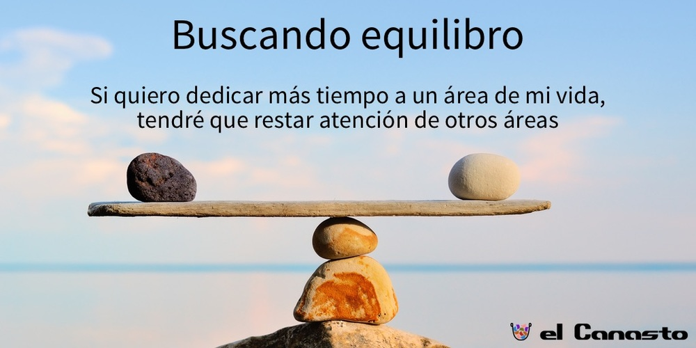 Buscando equilibrio