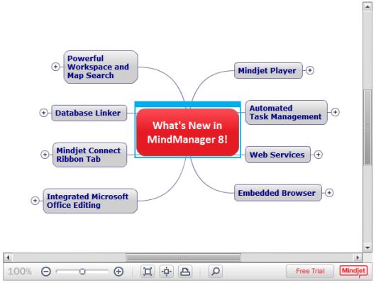 MindManager 8