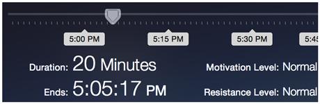 Detalle de la pantalla de Vitamin-R