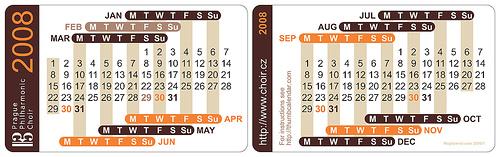 Calendario Pulgar