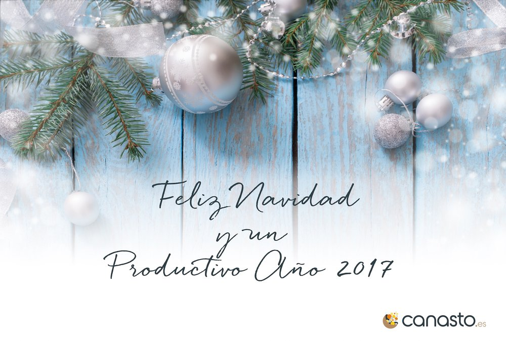 Feliz Navidad y un Productivo Año 2017