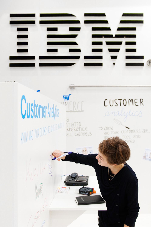 IBM   dmexco