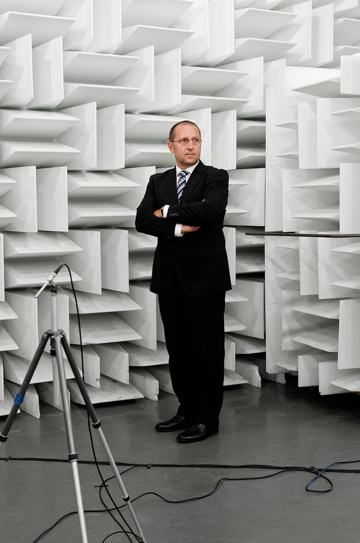Georg Brasch | CFO Carcoustics