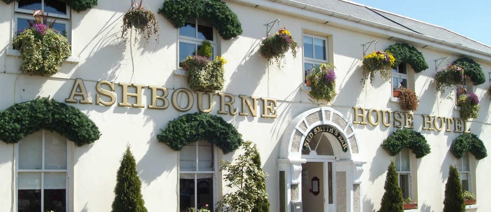The Ashbourne House Hotel