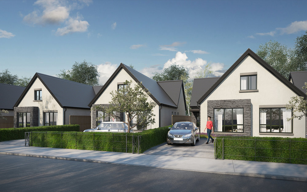 Glenheron, Greystones - Designed with a growing family in mind and built to the highest standards, each new home in Glenheron is spacious and packed full of family-friendly features.