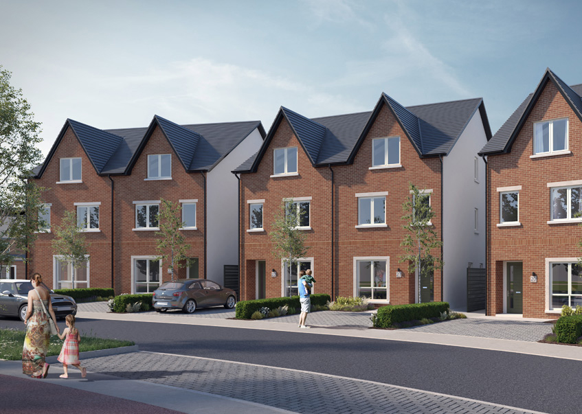 Shackleton Park - Explore the very best that family life has to offer at Shackleton Park, a new development of stunning homes on the edge of historic Lucan Village, Co Dublin.