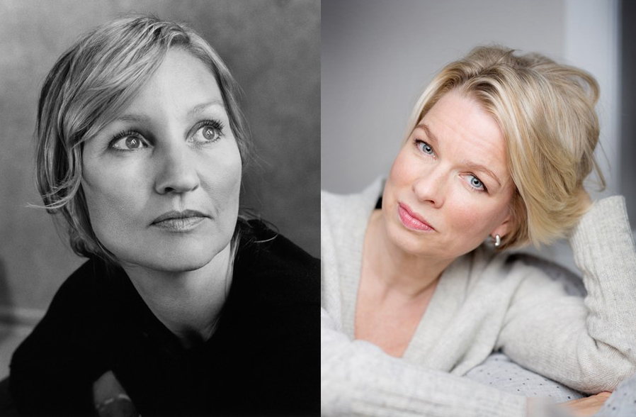 Naja Marie Aidt og Linn Ullmann