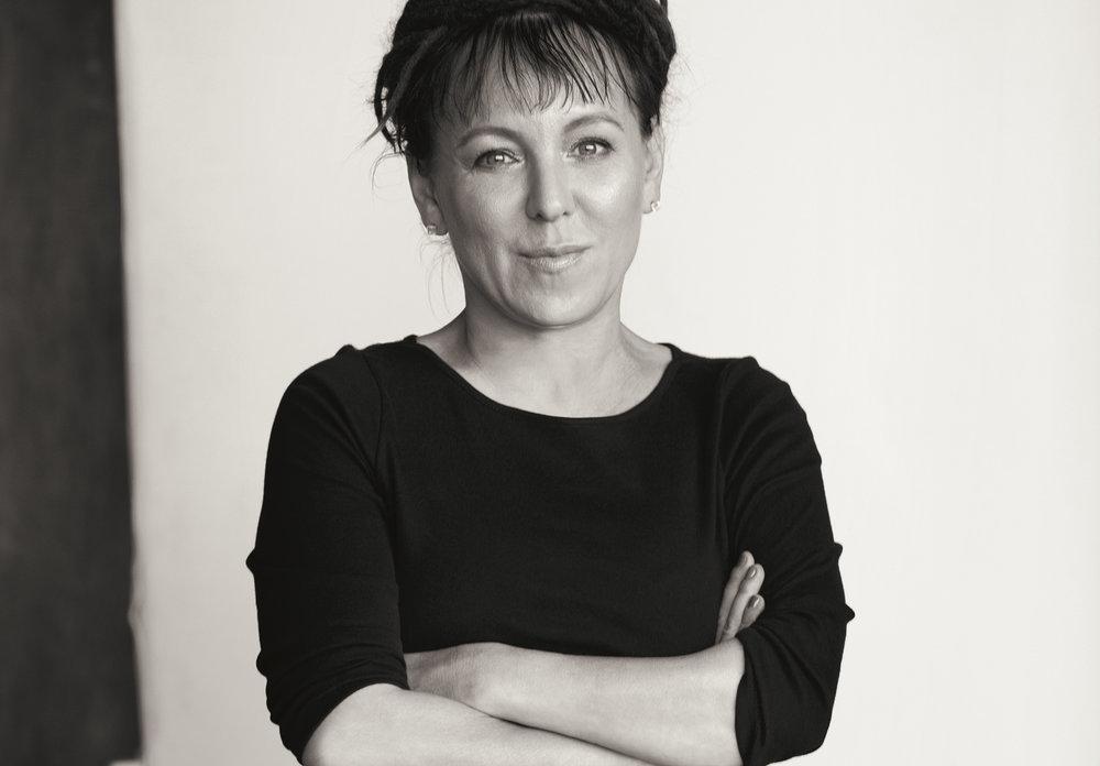 Møt Olga Tokarczuk