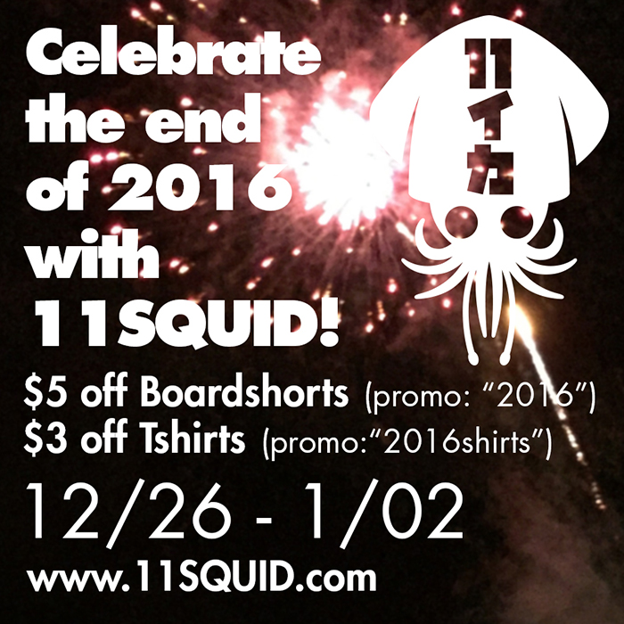 2016 Year End Promo