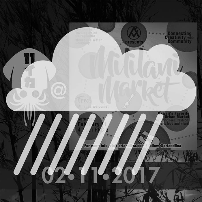 Cancelled: Art+Flea Mililani Market