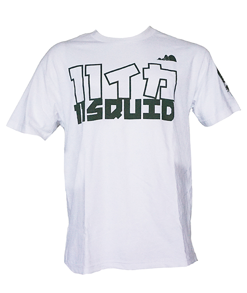 11 Wear T-shirt - White