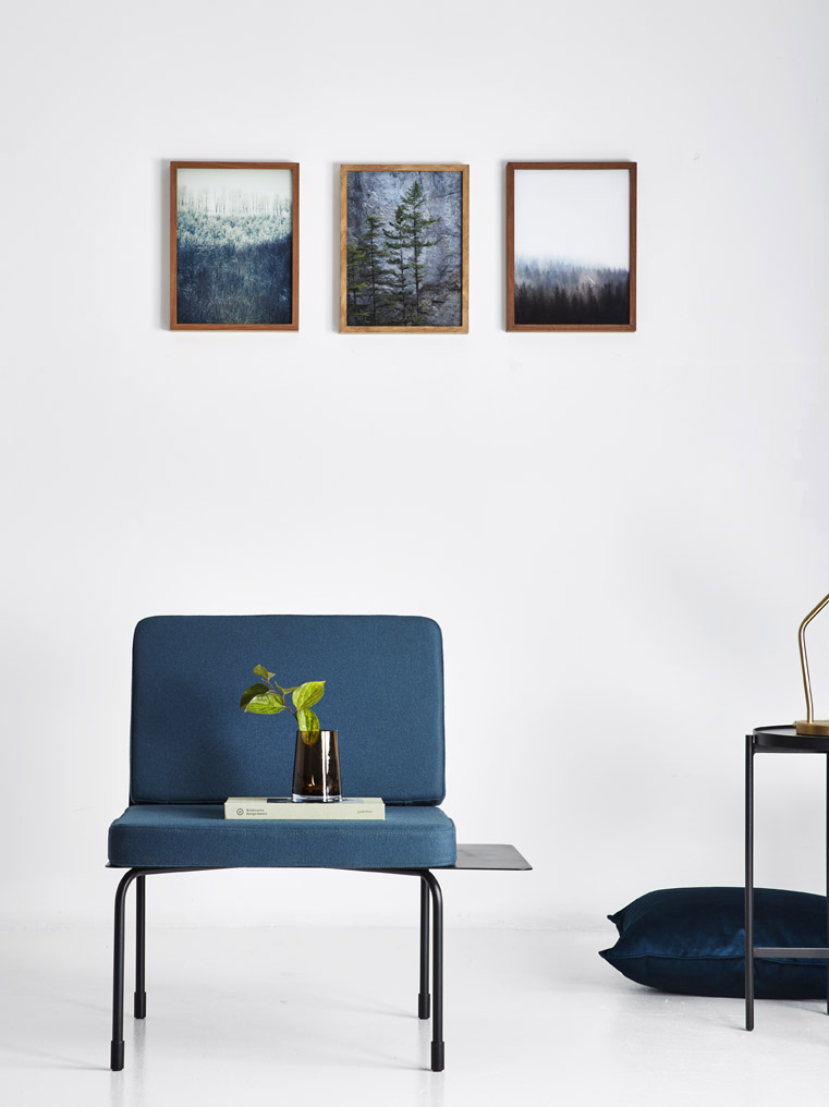The Waiting Chair and Framed Acrylic Prints
