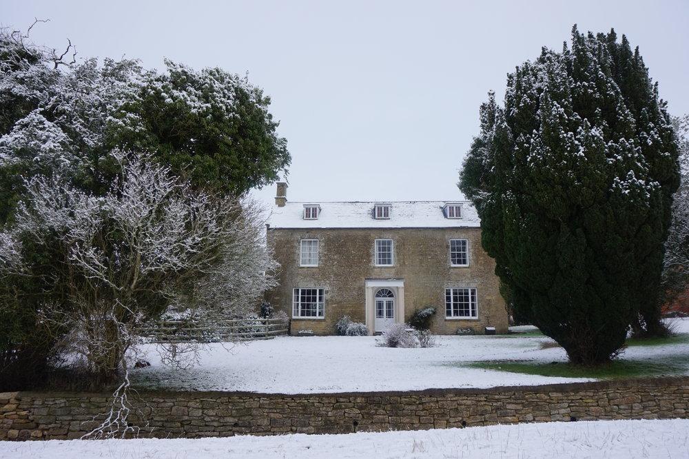 Greatworth Hall  Winter 2016
