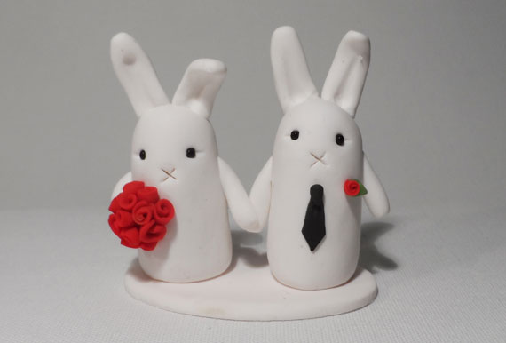 rabbits-wedding-cake-topper