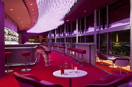 Bar Vue, Hyatt Regency Paris Etoile