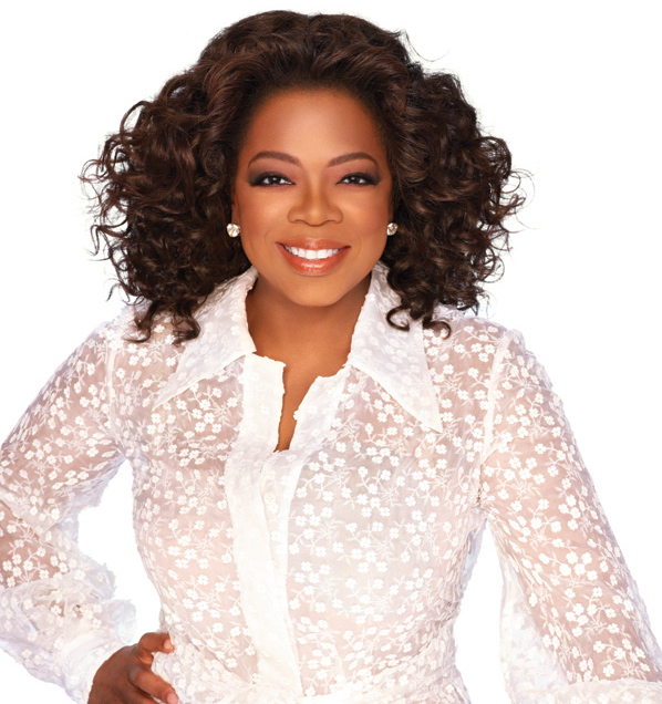 Phenomenal Woman Oprah believes that a person can change her life simply by changing her mind!