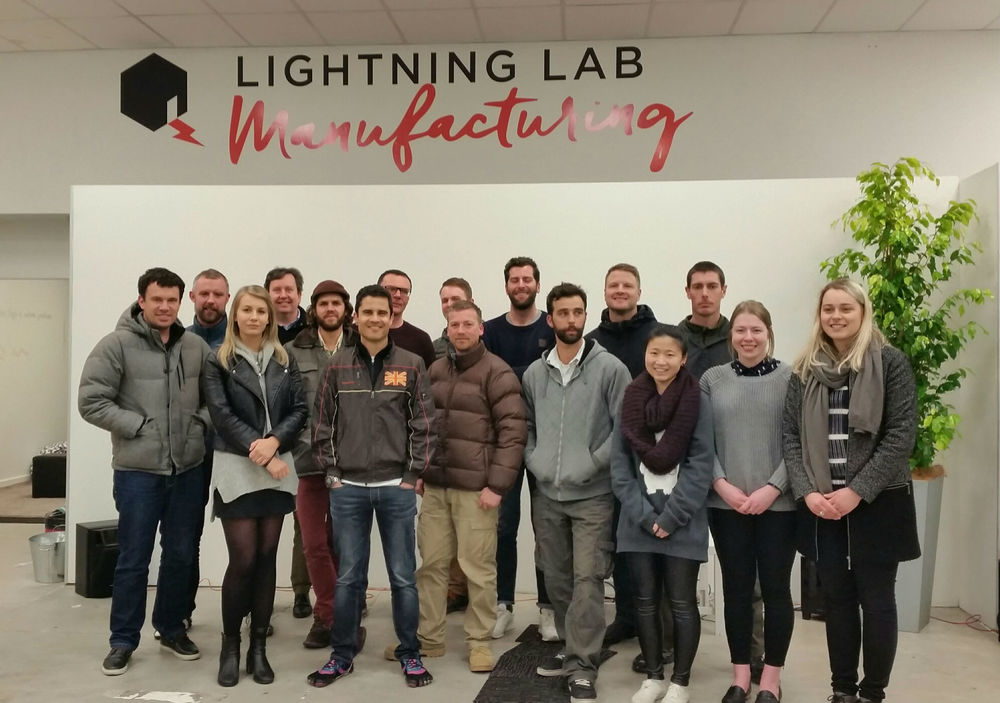 lightning lab manufacturing