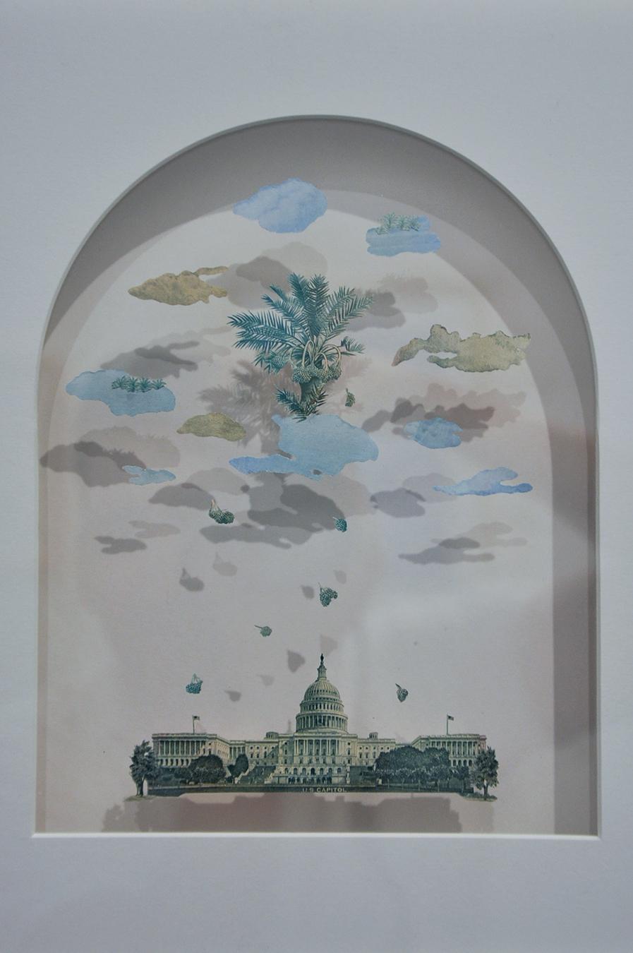 Heavenly Offering-III  - Detail 1