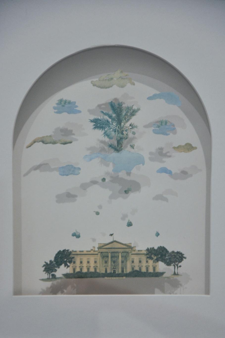 Heavenly Offering-II ,Detail 1