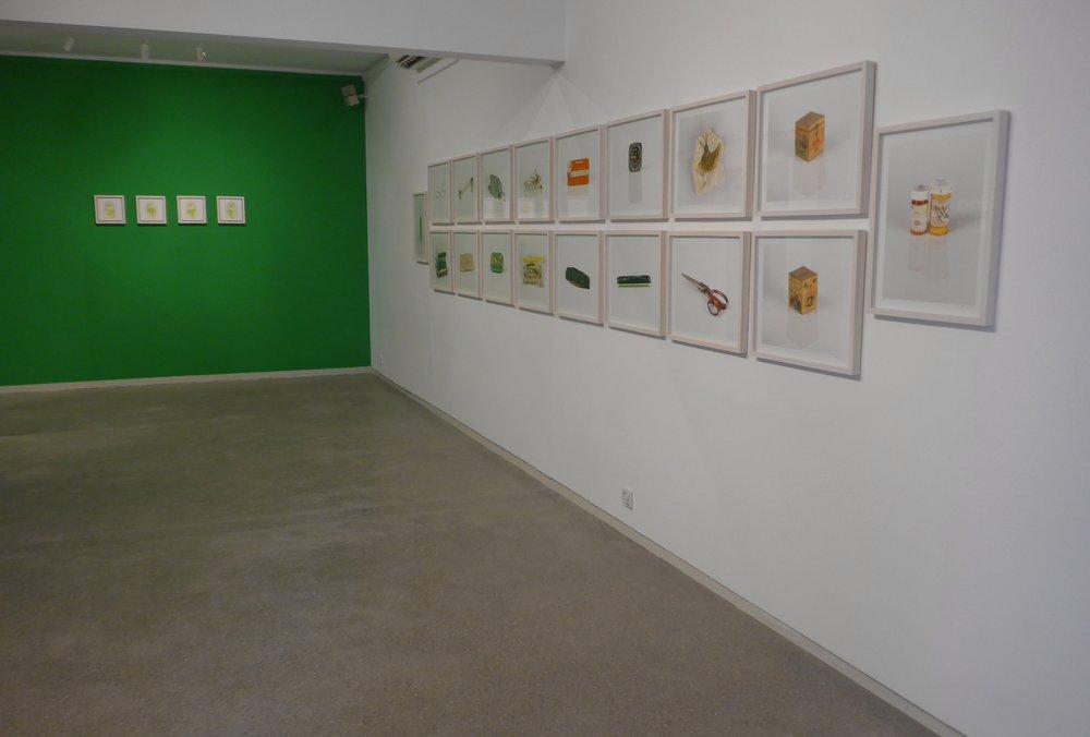 Installation View, Canvas Gallery, Karachi