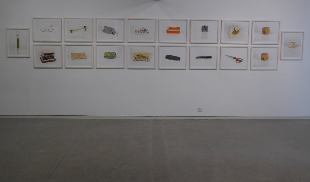Installation View, Canvas Gallery, Karachi