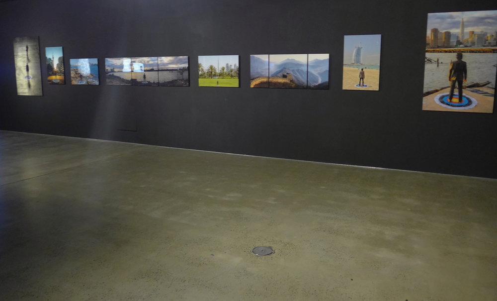 Soft Target: UNSW Galleries, Sydney