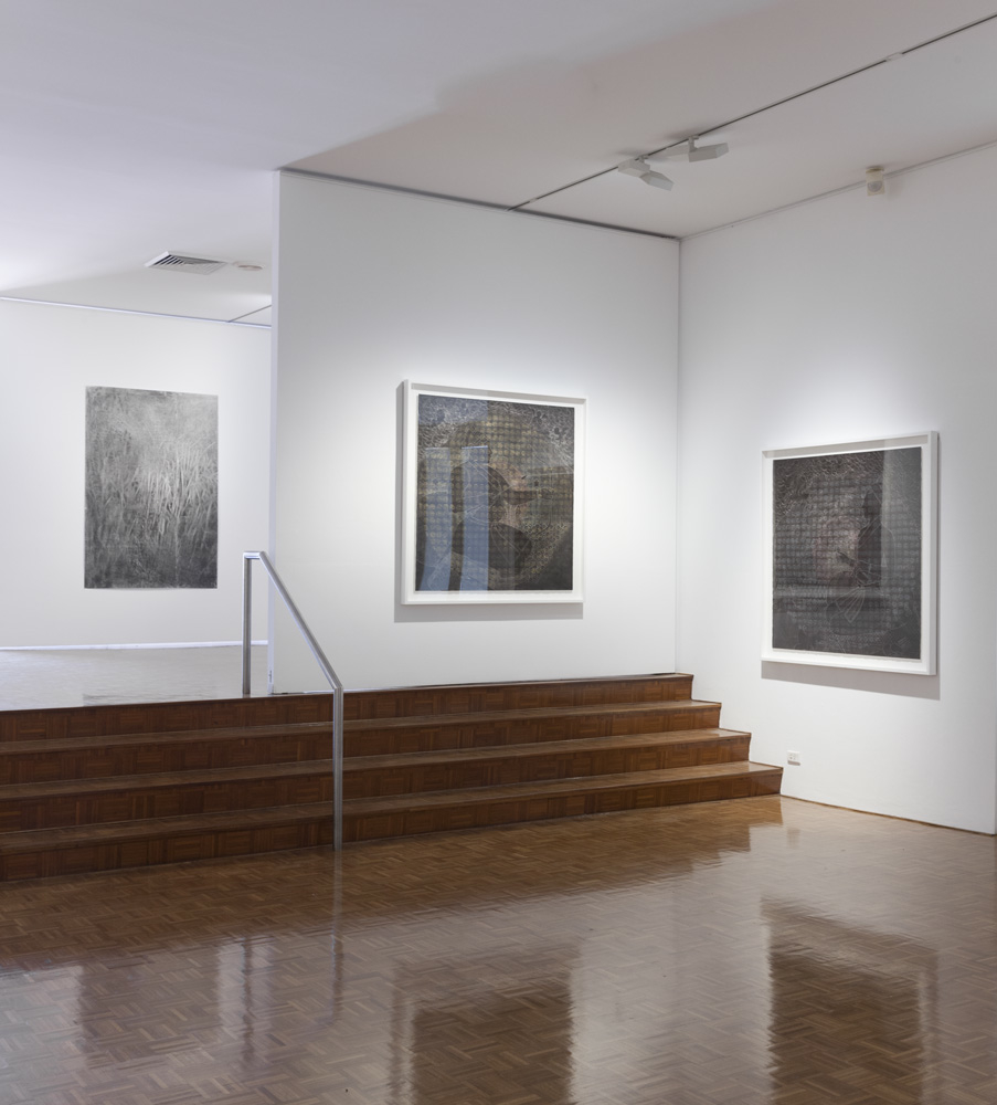 Installation view of  A Balancing Act of Royal Proportion at Delmar Gallery, Sydney