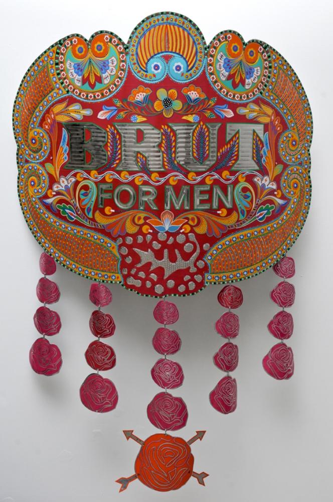Brut for Men: Rose  (English Version), 2013