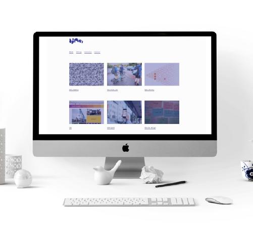 lauren-abraham.com website design