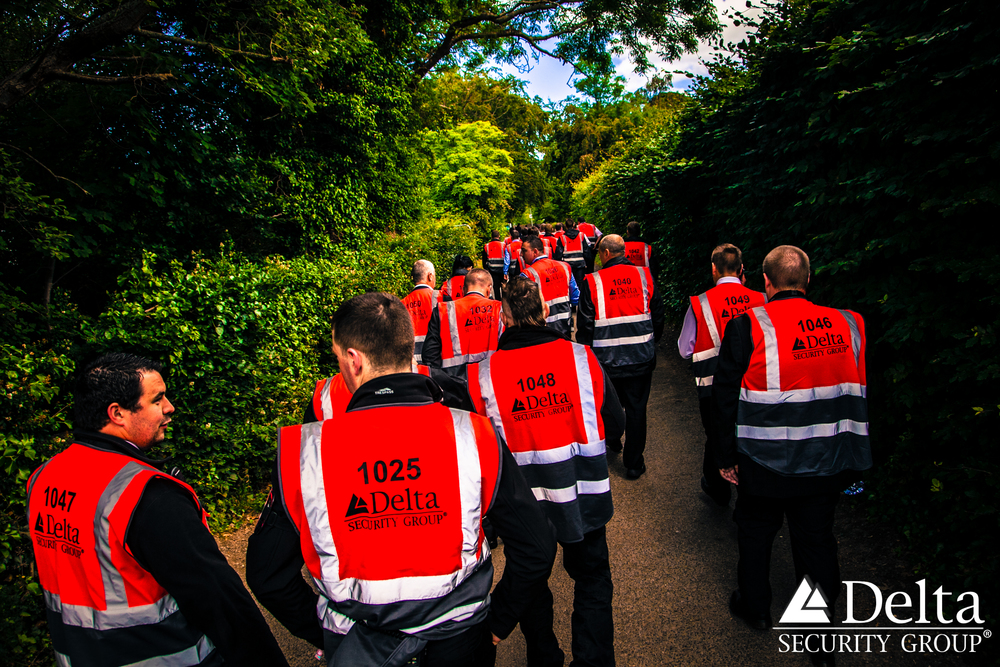 Event Security   The Delta Security Group is Irelands leading event security company with acknowledged expertise in crowd management & safety.