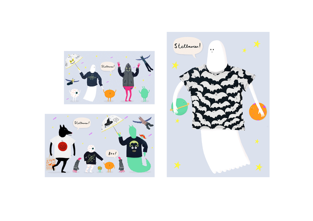Stella McCartney Kids- Stellaween