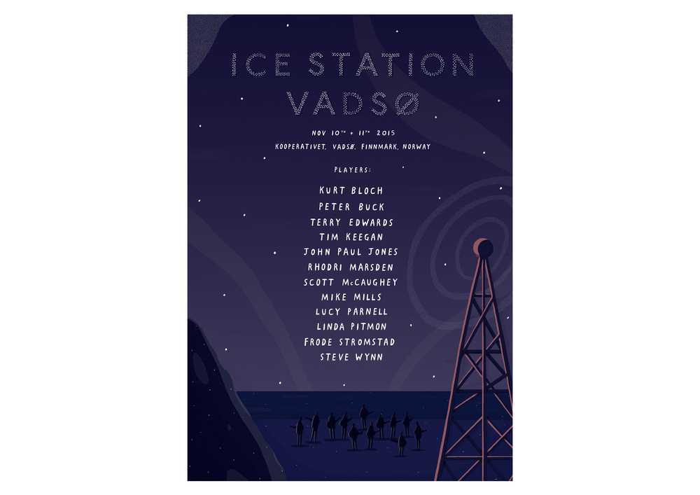 Ice Station Vadso