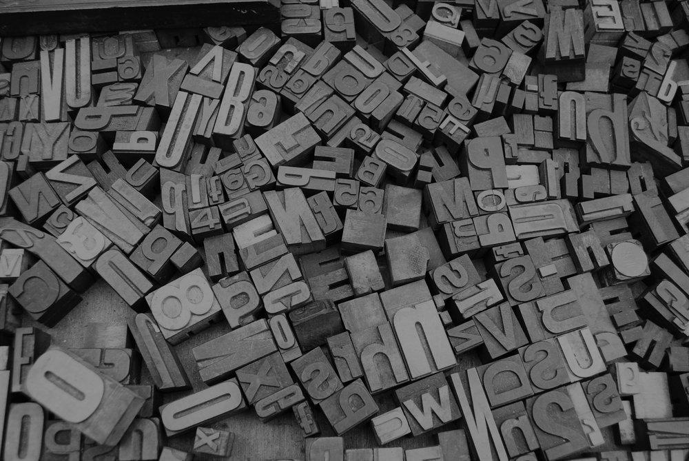 What are words worth? Credit: Amador Loureiro via unsplash.com