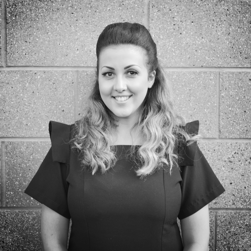 My name is Sarah and i'm a Curly Hair Specialist at Harrison Hair Studio. I've been hairdressing since 2006.  I began working for Harrison Hair Studio in 2008 where I worked along side Tanya for a year to perfect - CONTINUE