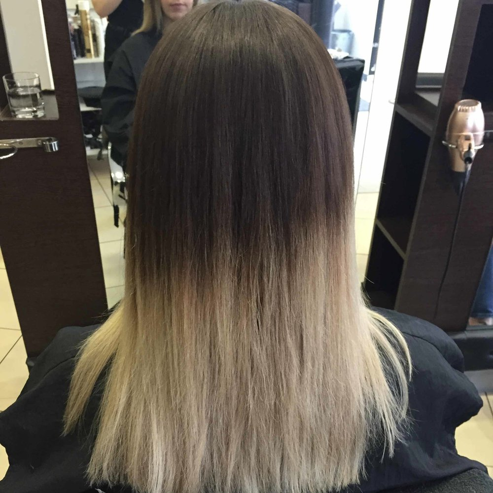 Ombré Colour Correction