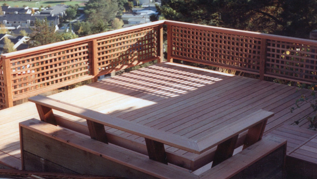 32-Redwood Deck and Lattice Railing at Hilltop Property in Novato.jpg