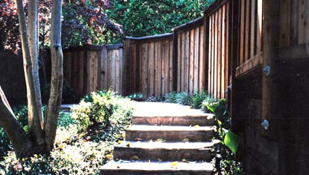 41_Indian Valley Board on Board Fence with Stone Steps and Path.jpg