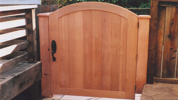 73_Larkspur Cottage Side Entry Gate Built in our Cabinet Shop.jpg