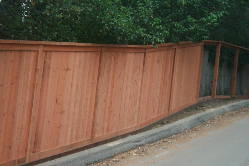 Good Neighbor Fences Clough Construction