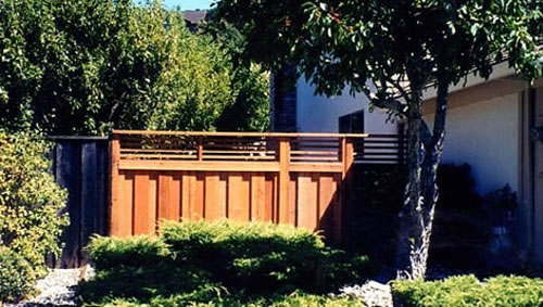 34_country club board on board front fence with horizontal decorative window.jpg
