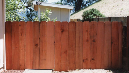50_santa venetia dog eared side access fence and gate.jpg