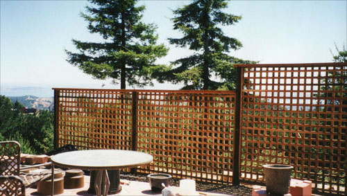 51-mt. tam architectural grid fence off stone patio.jpg