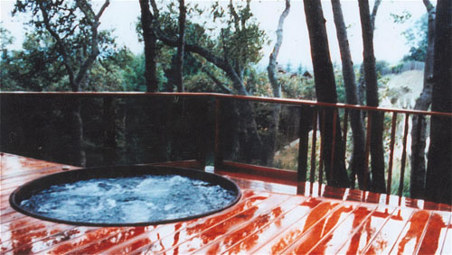 12_relaxation in nature in mill valley deck and hot tub.jpg