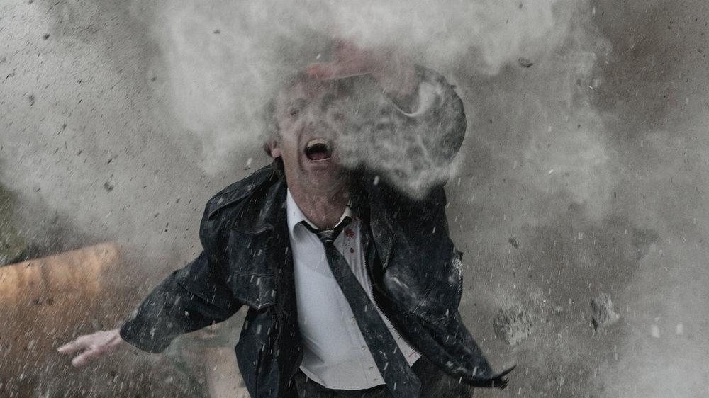 Sam Lowyck in 22 MEI directed by Koen Mortier - DoP Glynn Speeckaert. Courtesy  Epidemic