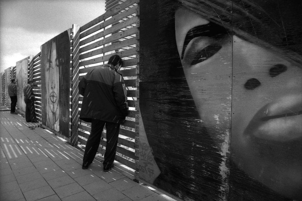 Peep Show, Hommage à Cartier-Bresson