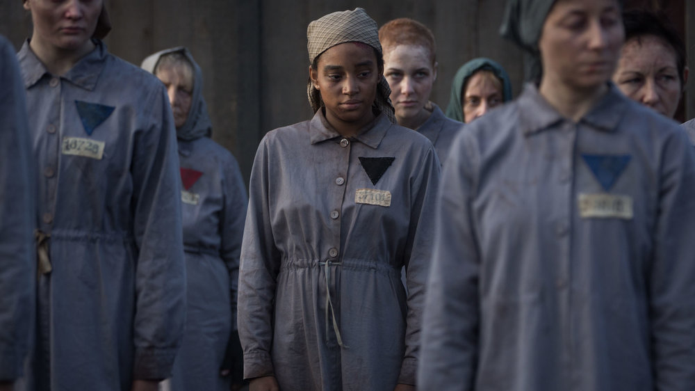 Amandla Stenberg in WHERE HANDS TOUCH directed by Amma Asante Pedersen - DoP Remi Adefarasin. Courtesy Tantrum Films/UMedia