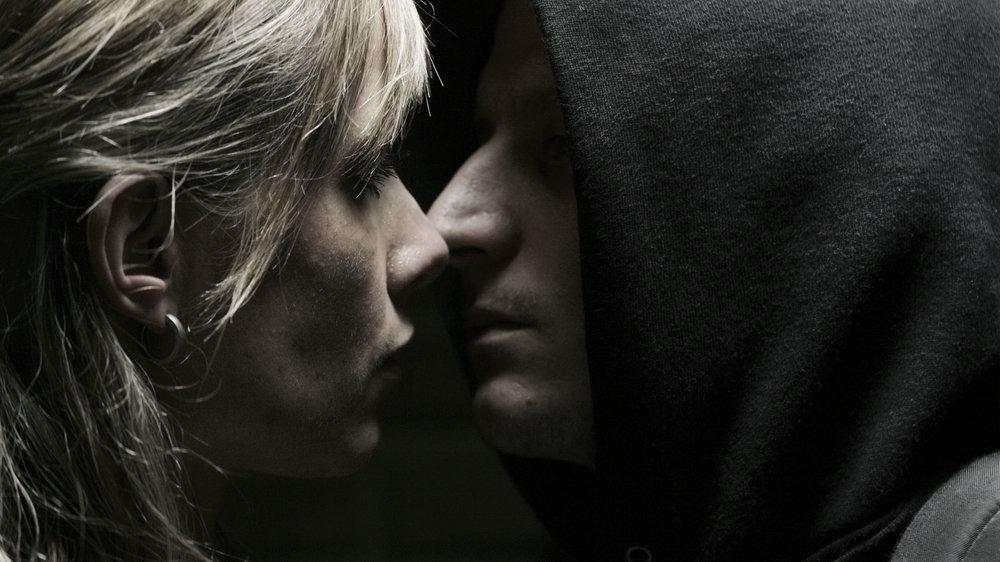 Steffi Peeters & Titus De Voogdt in 22 MEI directed by Koen Mortier - DoP Glynn Speeckaert. Courtesy EPIDEMIC